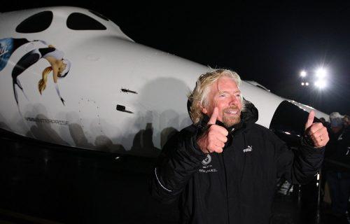 Gužva u svemiru! Virgin Galactic dobio licencu: Hoće li Branson prestići Bezosa (VIDEO)