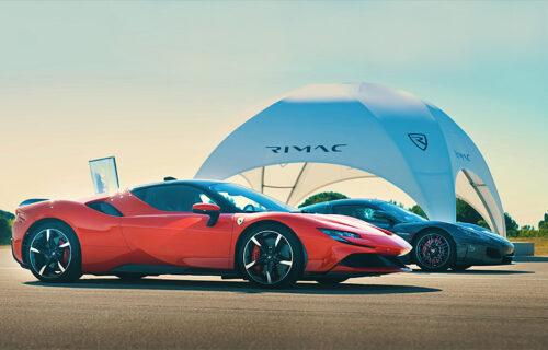 Ferrari SF90 Stradale i Rimac Nevera STALI NA CRTU: Rezultat je šokantan (VIDEO)