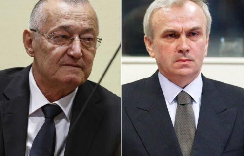 Haška presuda Jovici Stanišiću i Frenkiju Simatoviću: Osuđeni na 12 godina zatvora