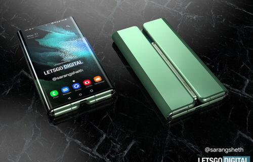 Telefon se pretvara u tablet: Samsung sprema novo savitljivo čudo (VIDEO)