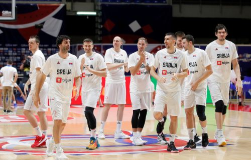 Daleko od samog vrha: Slovenci preskočili Srbiju na novoj FIBA rang listi!