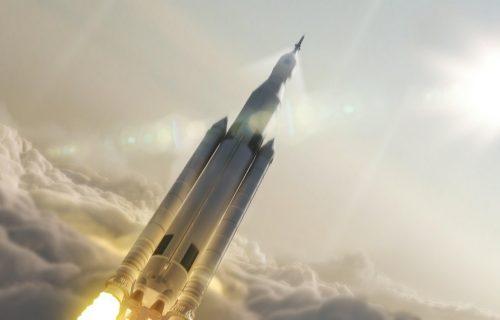MEGARAKETA spremna za lansiranje: Njena izrada koštala je Amerikance 18 milijardi dolara (VIDEO)