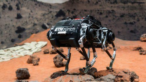 SpaceBok želi na Mars: Simpatični robot ima ČETIRI NOGE, lako prelazi najteže terene (VIDEO)