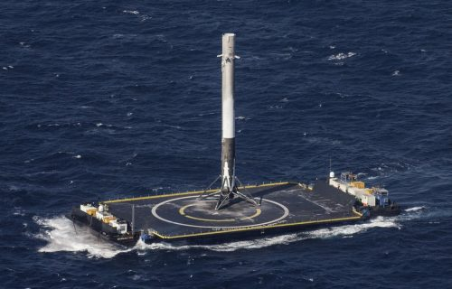 Maskove rakete poleću s naftnih platformi: Ambiciozan PLAN milijardera za osvajanje svemira (FOTO)