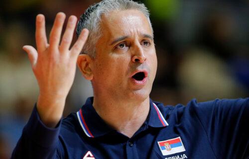 Velike muke za Igora Kokoškova: Povredio se reprezentativac Srbije