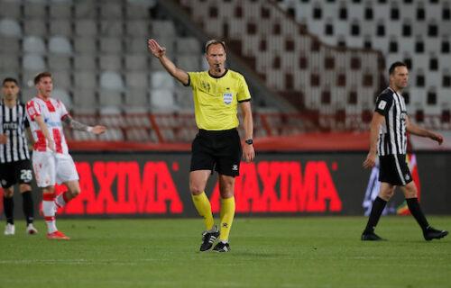 Srpska četvorka deli pravdu u Ligi šampiona: UEFA ponovo ukazala poverenje našim sudijama