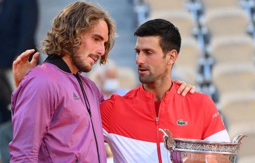 Cicipasa zadesila strašna tragedija pet minuta pred početak meča sa Novakom Đokovićem (FOTO)