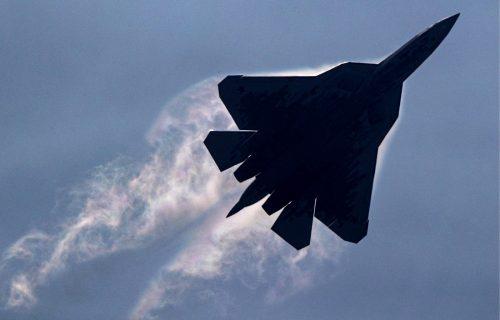 """Rusija razvija nov BORBENI MLAZNJAK: """"Pocepaće"""" nebo samo s jednim motorom (VIDEO)"""