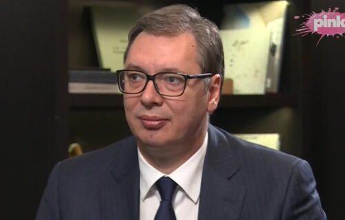 """Predsednik Vučić o VELIKOM PROBLEMU na Kosovu i Metohiji: """"To bi izazvalo strahovitu reakciju naroda"""""""