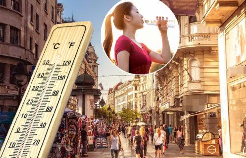 Stižu PAKLENE VRUĆINE u Srbiju: Temperatura će ići preko 40 stepeni - spremite se za tropski talas
