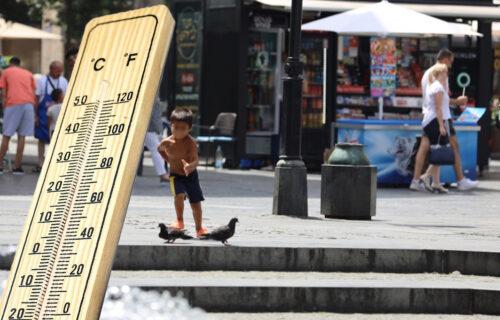 Danas sunčano i toplo: Sledeće nedelje nas očekuju TROPSKE TEMPERATURE