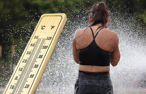 Vrućine ne JENJAVAJU: U narednim danima i do 40 stepeni, a evo kada se očekuje PAD temperature