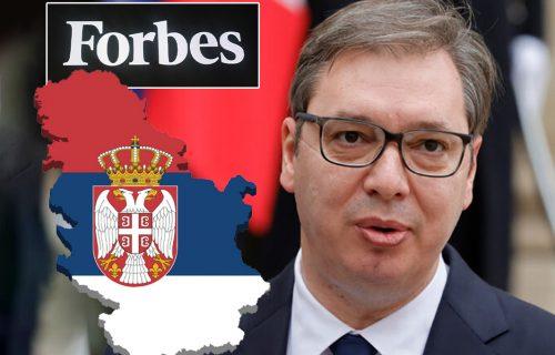Jedan od najuglednijih magazina na svetu: Srbija predvođena Aleksandrom Vučićem ima NEVEROVATNE REZULTATE