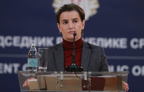 Ana Brnabić o opoziciji i borbi protiv mafije: JADNO je ako međustranački dijalog ZAVISI od Belivuka