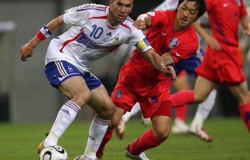 Zidan ima veliko srce: Potez legende svetskog fudbala je za divljenje