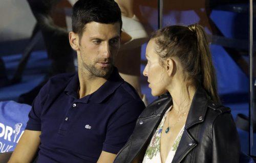 Novak je u cik zore imao poruku za Jelenu: Fotografijom na Tviteru dočarao ono što se dogodilo u Parizu!