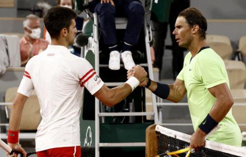 Novak školovao Nadala: To nije promaklo njegovim kolegama, ludnica na Tviteru (FOTO)