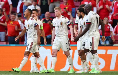 Preokret u režiji fudbalskog genija: Danska vodila, a onda je De Brujne pustio magiju (VIDEO)