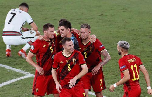 Ronaldo ide kući: Golčina Azara skinula Portugaliju sa trona, Belgija udara na Italiju u četvrtfinalu