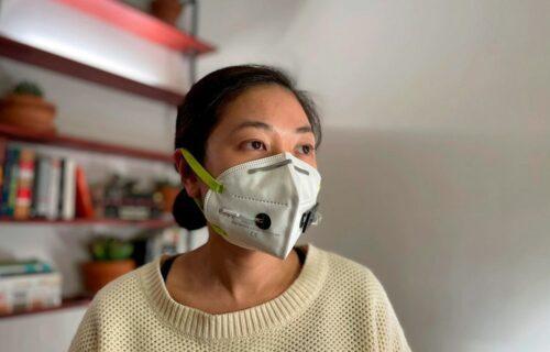 Naučnici napravili PAMETNU masku: Njeni senzori detektuju koronu za 90 minuta (VIDEO)