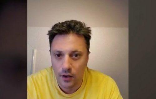 """""""O čemu pevaju?"""" Andrija Milošević objavio snimak i NASMEJAO sve: Potrebna mu je POMOĆ (VIDEO)"""