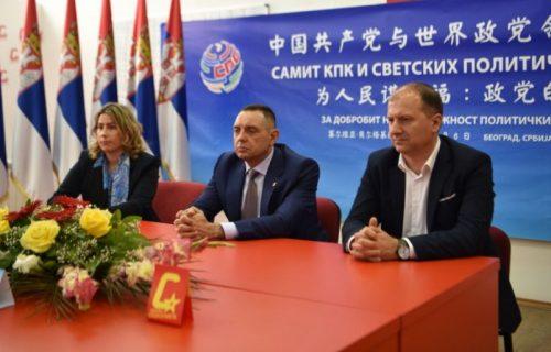 """Vulin: """"Svet bez KP Kine ne bi bio isti, nećemo zaboraviti da ste ginuli sa nama tokom NATO agresije"""""""