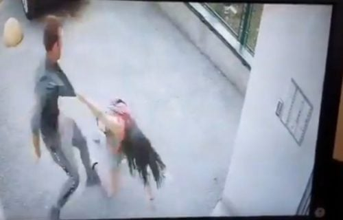 """UHAPŠEN muškarac koji je BRUTALNO tukao žene u Splitu: Zovu ga """"Aco Srbin"""", ima debeo dosije?"""