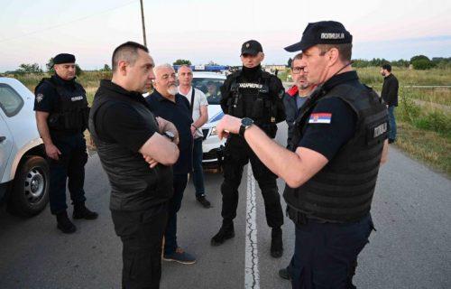 "Velika AKCIJA policije! Vulin: ""Nećemo dozvoliti da migranti vrše krivična dela prema našim građanima"""