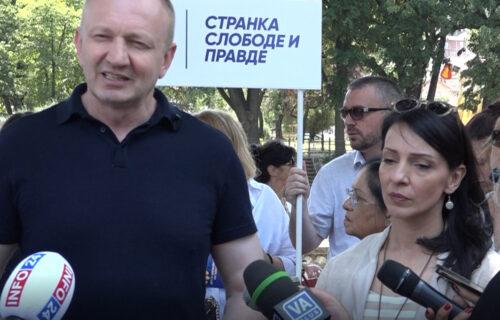 SNS: Da su sledbenici Tepićeve i Đilasa na vlasti, Novi Sad bi umesto kulture bio prestonica KORUPCIJE
