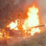 Poznati sportisti izgoreli u automobilu: Tatjana i Ivan zajedno otišli u smrt, strašna tragedija! (VIDEO)