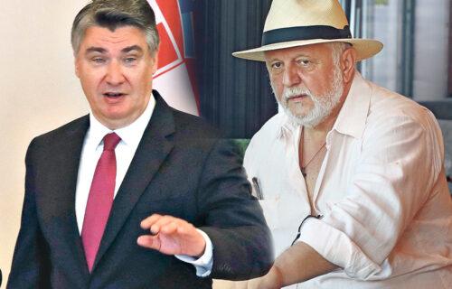 Gaga Antonijević BRUTALNO odgovorio hrvatskom predsedniku: Posle OVIH reči ništa više neće biti isto
