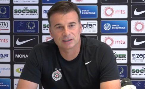 Stanojević upitan o finansijama kluba: Odgovorio na pitanje da li su primanja redovna u Humskoj