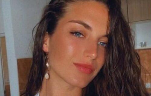 Ana Lečić u BIKINIJU zapalila Crnu Goru: Pozirala u vodi, pa okrenula leđa kameri i RASPAMETILA (FOTO)
