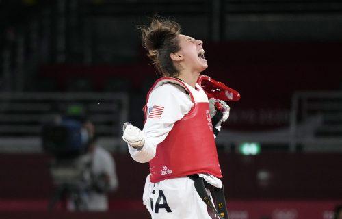Srpkinja donosi medalju Americi: Ima tek 18 godina, a ugledala se na našu šampionku!