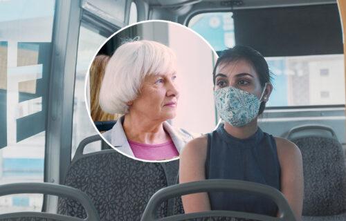 """""""Žena SEDE KOSE ušla u autobus i sela do mene"""": Ana se vraćala u Beograd, pa priredila scenu za pamćenje"""