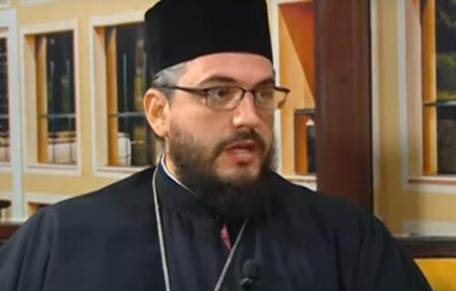 """BRUKA u Crnoj Gori! Službenik samozvane CPC udario na Joanikija: """"NEĆEMO dozvoliti ustoličenje"""""""