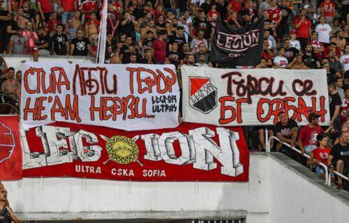 Incidenti u Sofiji prerasli u haos: Fudbaleri CSKA napadnuti, predsednika jedva spasila policija! (VIDEO)