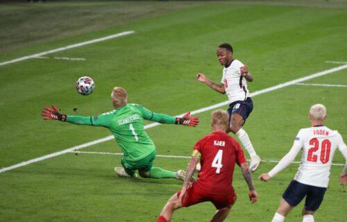 UEFA udarila Engleze po džepu: Zbog incidenta na meču sa Danskom moraće da plate kaznu!