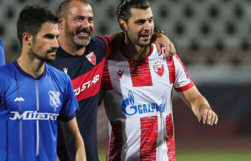 Jul mesec - a već utakmica sezone: Zvezda juri zaostatak iz Kazahstana, Stanković optimista