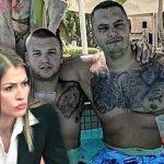 Ima veze sa Dijanom Hrkalović: Otkrivena TAJNA Belivukove tetovaže - evo šta znači Nika Rina (FOTO)