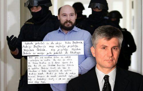 """""""Da sam ubio JEDNOG čoveka, Đinđić bi danas bio ŽIV"""": Čaba Der u pismu otkrio sve o """"Zemuncima"""" (FOTO)"""