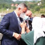 Hag KUCA na Milova vrata: Otkriven pravi RAZLOG Đukanovićevog pojavljivanja u Potočarima