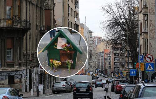 """""""Poslednja počast Sari iz Strahinjića Bana"""": Dorćolci se opraštaju od svoje najdraže KOMŠINICE (FOTO)"""
