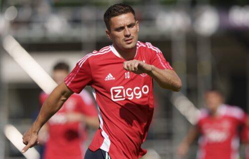 Nastavlja da dominira: Tadić postigao dva gola u trijumfu Ajaksa (VIDEO)