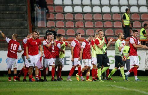 """""""Čarapani"""" gaze sve redom: Peti trijumf Napretka na svom terenu u Kruševcu"""
