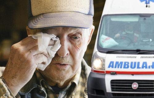 """""""Darko, sine, zovi Hitnu pomoć"""": Deka IZDAHNUO na putu do bolnice, a pred smrt do suza NASMEJAO lekare"""