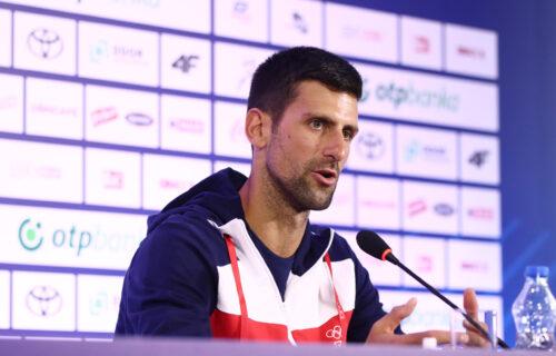 Jedan navijač je ganuo Novaka pred Tokio:Uradio je prelepu stvar, Đoković je morao da reaguje (FOTO)