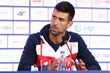Gospođo, pa nije Novak Hrvat da beži sa pobedničkog postolja: Novi sraman napad na Đokovića – dokle više?