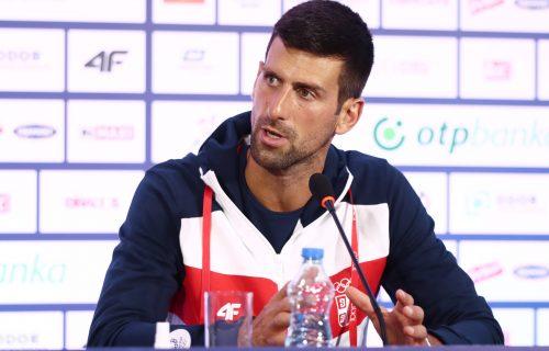 Gospođo, pa nije Novak Hrvat da beži sa pobedničkog postolja: Novi sraman napad na Đokovića - dokle više?