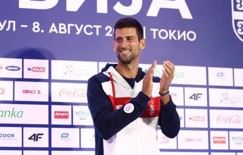 Hrvat jurio Novaka za selfi: Kada ga je konačno uhvatio, rekao je nešto što je oduševilo ceo Balkan!